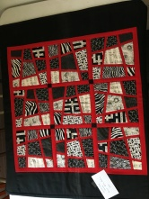 Quilt by Betty Perkins, $100