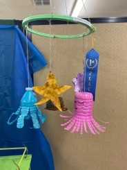 1st Place K-5th Grade: Kylee Tugmon, Life Under the Sea